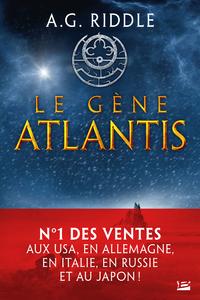 Livre numérique Le Gène Atlantis