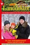 E-Book Der neue Landdoktor 87 – Arztroman
