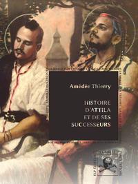 Livre numérique Histoire d'Attila