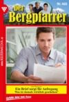 Livre numérique Der Bergpfarrer 460 – Heimatroman