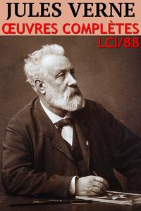 Livre numérique Jules Verne - Oeuvres complètes