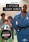 Electronic book L'Équipe - L'Affaire Teddy Riner - Roman d'enquête journalistique - Dès 8 ans