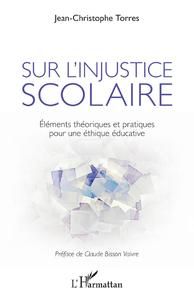 Livro digital Sur l'injustice scolaire