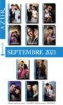 Livre numérique Pack mensuel Azur: 11 romans + 1 gratuit (Septembre 2021)