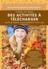 Electronic book Ebook Montessori Automne