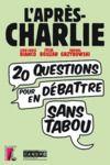 Livre numérique L'Après-Charlie