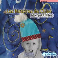 Livre numérique Les histoires de Chloé - Mon petit frère