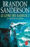 Livre numérique Le Livre des Radieux, Volume 2 (Les Archives de Roshar, Tome 2)