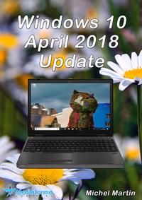 Livre numérique Windows 10 April 2018 Update