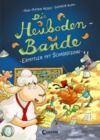 Livre numérique Die Heuboden-Bande - Ermittler mit Scha(r)fsinn