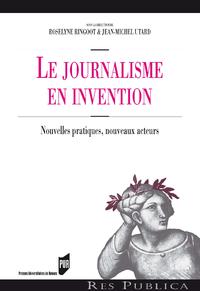 Electronic book Le journalisme en invention
