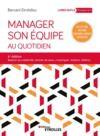 Electronic book Manager son équipe au quotidien
