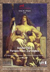 Livre numérique Solidarité(s) : Perspectives juridiques