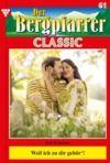 Livre numérique Der Bergpfarrer Classic 61 – Heimatroman