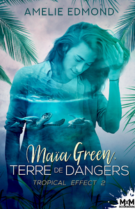 Livro digital Maïa Green, terre de dangers