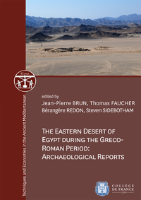 Electronic book The Eastern Desert of Egypt during the Greco-Roman Period: Archaeological Reports