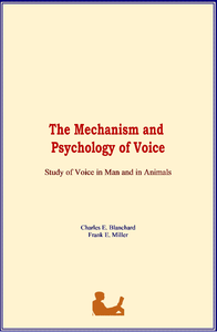Electronic book The Mechanism and Psychology of Voice