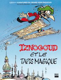 Livre numérique Iznogoud - tome 9 - Iznogoud et le tapis magique