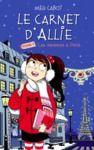 Livre numérique Le carnet d'Allie - Les Vacances à Paris