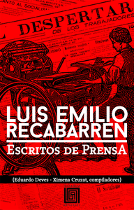 Livre numérique Luis Emilio Recabarren