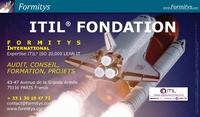 Livre numérique ITIL(r) Foundation V3 Support de cours pour la préparation à la certification - 450 pages
