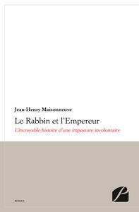 Livre numérique Le Rabbin et l'Empereur