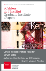 Electronic book Climate-Related Financial Risks for Kenyan Banks