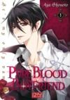 E-Book PureBlood Boyfriend - He's my only vampire - tome 01