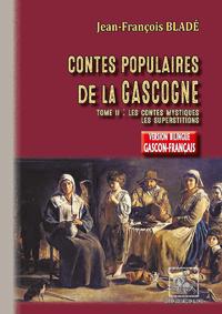 Livre numérique Contes populaires de la Gascogne (Tome 2) — version bilingue gascon-français
