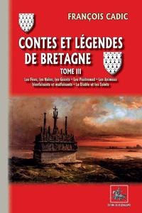 Livre numérique Contes et Légendes de Bretagne (Tome 3)