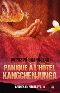 Livre numérique Panique à l'hôtel Kangchenjunga