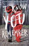 E-Book Je sais que tu te souviens -Extrait offert-
