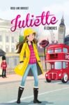Livre numérique Juliette à Londres