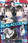 Livre numérique Real Account - Tome 24