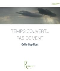 Livre numérique Temps couvert... pas de vent
