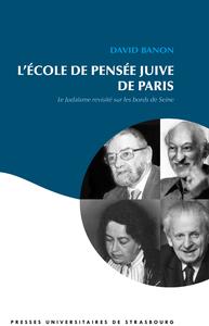 Livre numérique L'École de pensée juive de Paris