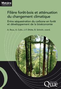 Livre numérique Filière forêt-bois et atténuation du changement climatique