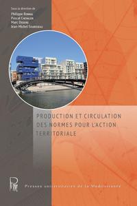 Livre numérique Production et circulation des normes pour l'action territoriale