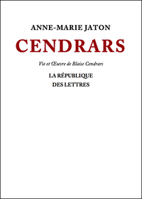 Livre numérique Blaise Cendrars