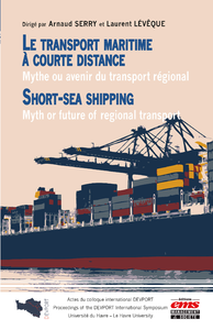 Libro electrónico Le transport maritime à courte distance (Short Sea Shipping)