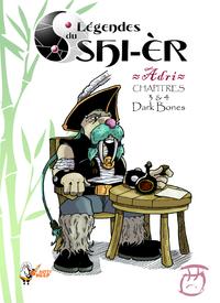Livre numérique Légendes du Shi-èr, épisodes 3 et 4