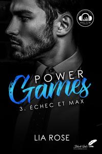 Livre numérique Power games : Échec et Max