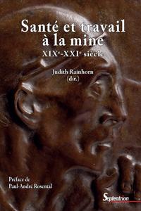 Electronic book Santé et travail à la mine