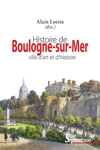 Livre numérique Histoire de Boulogne-sur-Mer