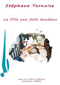 E-Book La fille aux 200 doudous