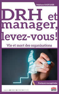 Electronic book DRH et manager, levez-vous !