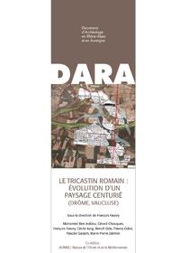 Livre numérique Le Tricastin romain: évolution d'un paysage centurié