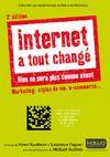 Livre numérique Internet a tout changé - Rien ne sera plus comme avant - 3e édition