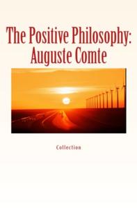 Electronic book The Positive Philosophy: Auguste Comte