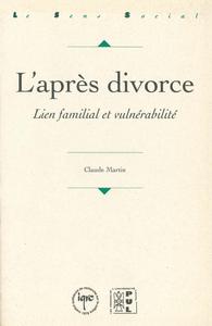Livre numérique L'après divorce